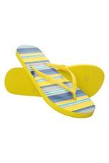 Patterned Womens Flip Flops