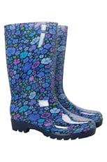 Splash Floral Womens Wellies