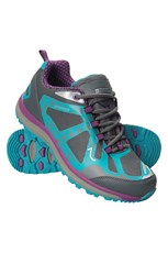 Lakeview Womens Waterproof Trail Runner Shoes