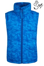 Steve Backshall Reversible Kids Padded Gilet