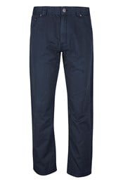 River Mens Short Length Trousers