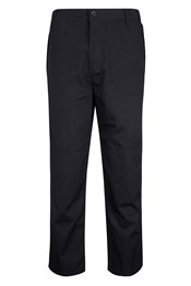 Outdoor Mens Regular Length Trousers