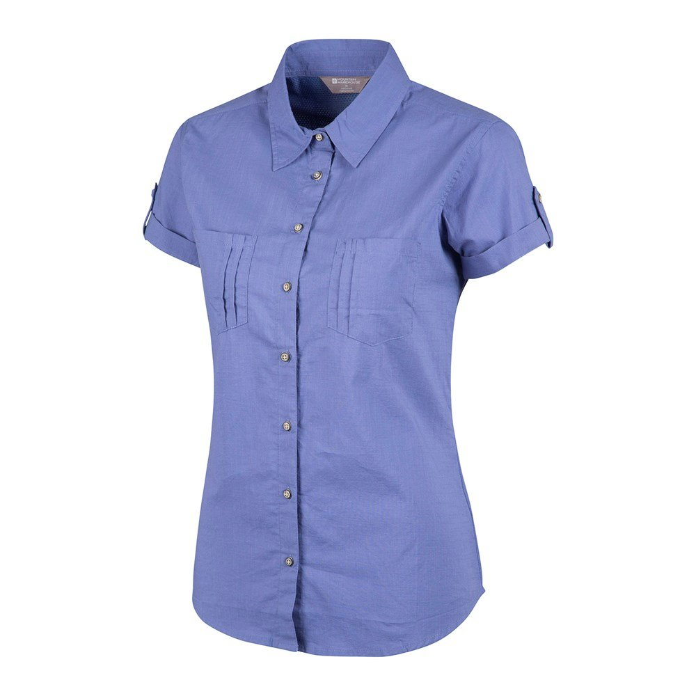 Mountain-Warehouse-Camisa-de-manga-corta-Coconut-para-mujer