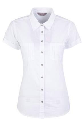 Coconut Short Sleeve Womens Shirt