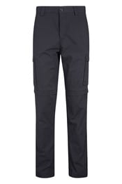 Expedition Mens Convertible Trousers