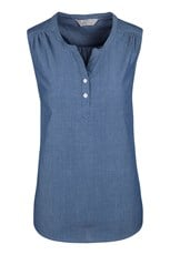 Petra Womens Sleeveless Shirt