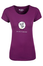 Ewe Are My Sunshine Womens T-Shirt