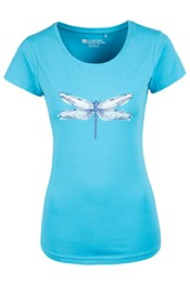 Dragonfly Womens T-Shirt