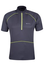 Interval Short Sleeve Mens Bike Top