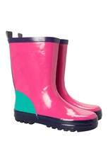 Rubber Kids Wellies