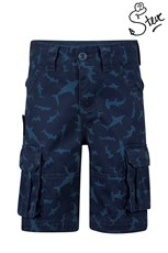 Steve Backshall Shark Cargo Shorts