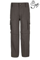 Steve Backshall Kids Trekker Convertible Trousers