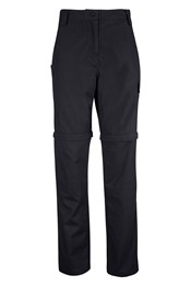 Expedition Womens Convertible Trousers