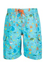Printed Boys Boardshorts