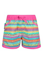 Printed Girls Boardshorts