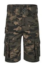 Camo Kids Cargo Shorts