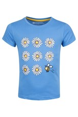 Daisy Stamp Kids T-Shirt