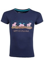 Pigs in Mud Kids T-Shirt