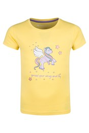 Spread Your Wings And Fly Kids T-Shirt