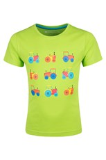 Tractor Train Kids T-Shirt