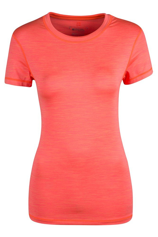 IsoCool Dynamic Panna Womens T-Shirt - Pink