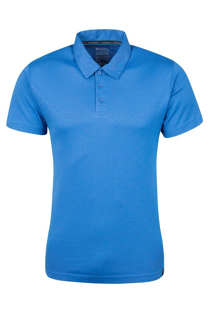 technical polo shirt