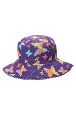 Floppy Brim Printed Girls Bucket Hat