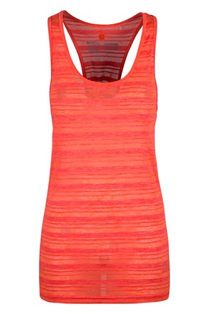 Isocool Dynamic Womens Burnout Singlet