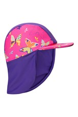 Legionnaire Printed Kids Swim Hat