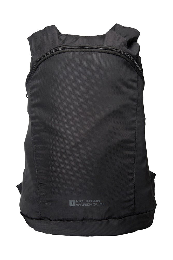 Packaway Backpack - Black