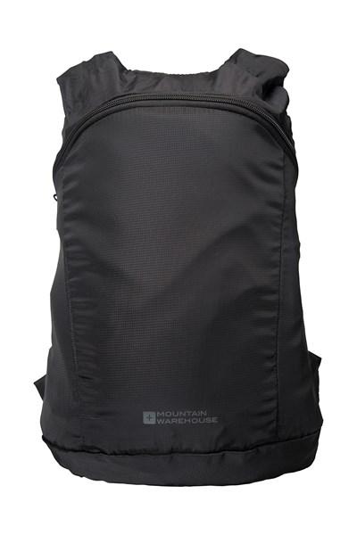 Packaway Backpack - Black