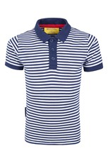 Baxter Kids Striped  Polo