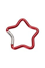 Star Shaped Karabiner