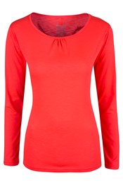 IsoCool Dynamic Womens Slub Top