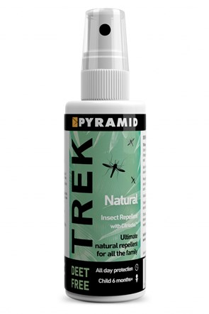 Trek Natural Repellent - 60ml