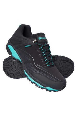 Collie Womens Waterproof Approach Shoes