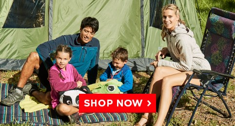 Tents, Sleeping Bags and more - Up to 60% Off!