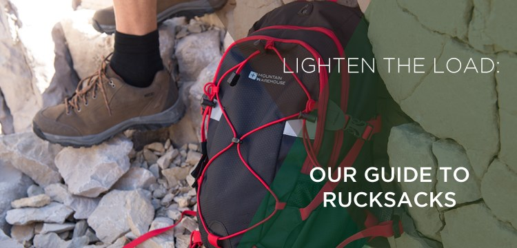 Our guide to rucksacks
