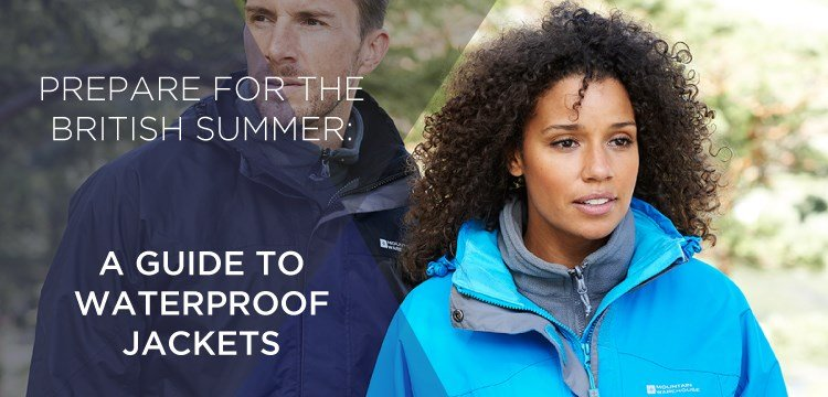 A guide to waterproof jackets