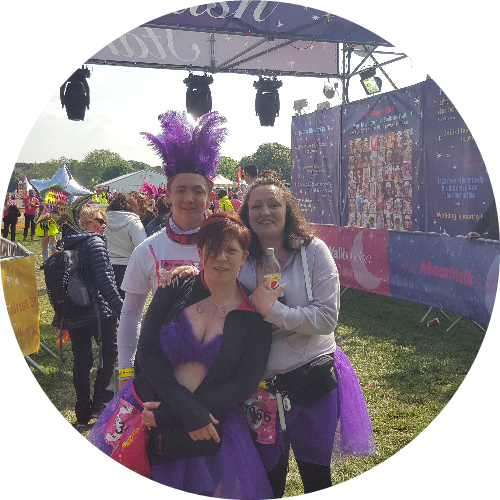 Moonwalk London 2016