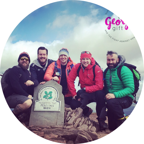 18 guys Climbing Mount Kilimanjaro in memory of Georgie Hall