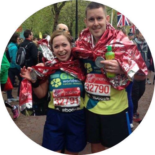 Team Scotty 2016-17 - 10 Marathons 1 Ultra Marathons & 2 continents